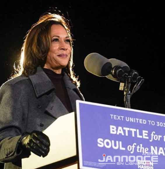 Mrs Kamala Harris - Élections américaines