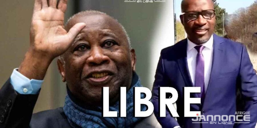 Laurent gbagbo et charles ble goude libre