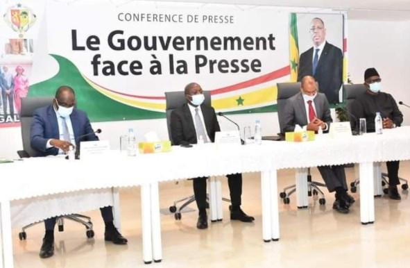 redécoupage administratif de Dakar