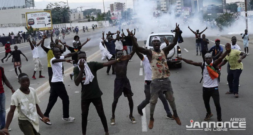 Gbagbo de retour
