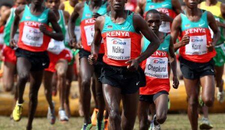 athlétisme africain