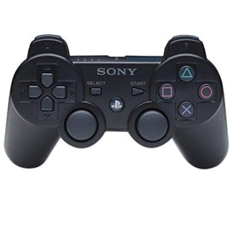 Manette-PS3-Dual-Shock-3-Noire