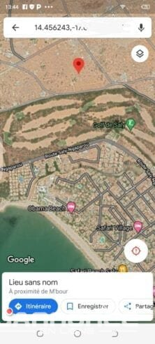 Terrain-500-Metre-Carre-Saly-Golf-bail-5