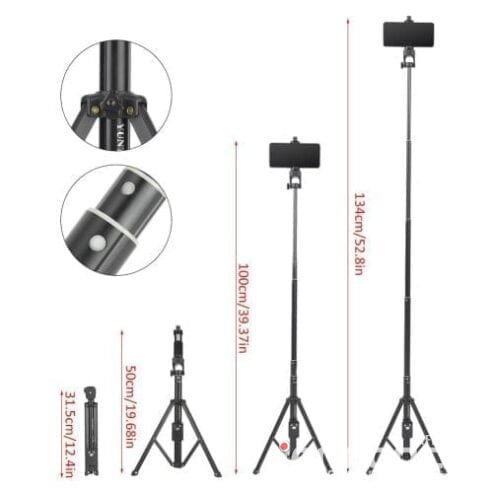 VCT-1688-3in1-Mini-Selfie-Baton-Trepied-Bluetooth-Declencheur-A-Distance-pour-Telephone