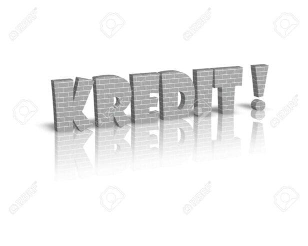 41349294-credit-3d-word-2