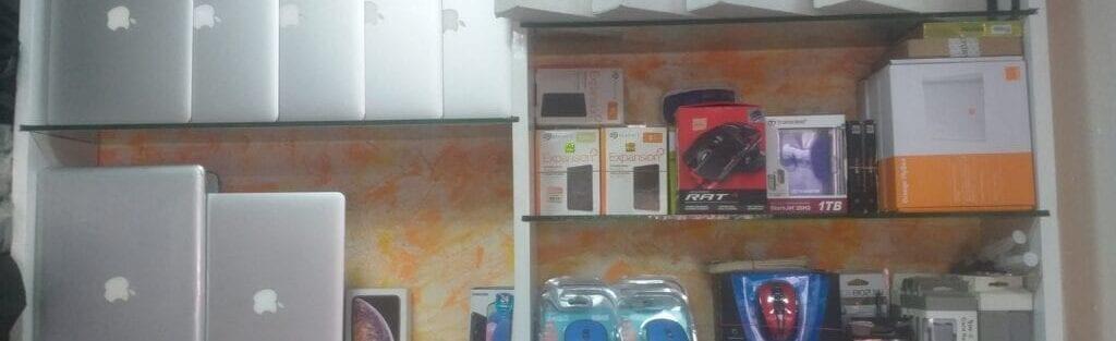 Magasin d'ordinateur à Abidjan