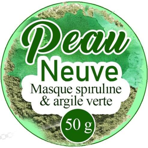 MASQUE-PEAU-NEUVE
